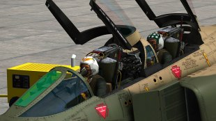 FSX: F-4E Phantom II (Milviz) | YoYoSims